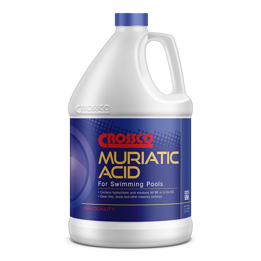 Crossco 1 Gal. Muriatic Acid