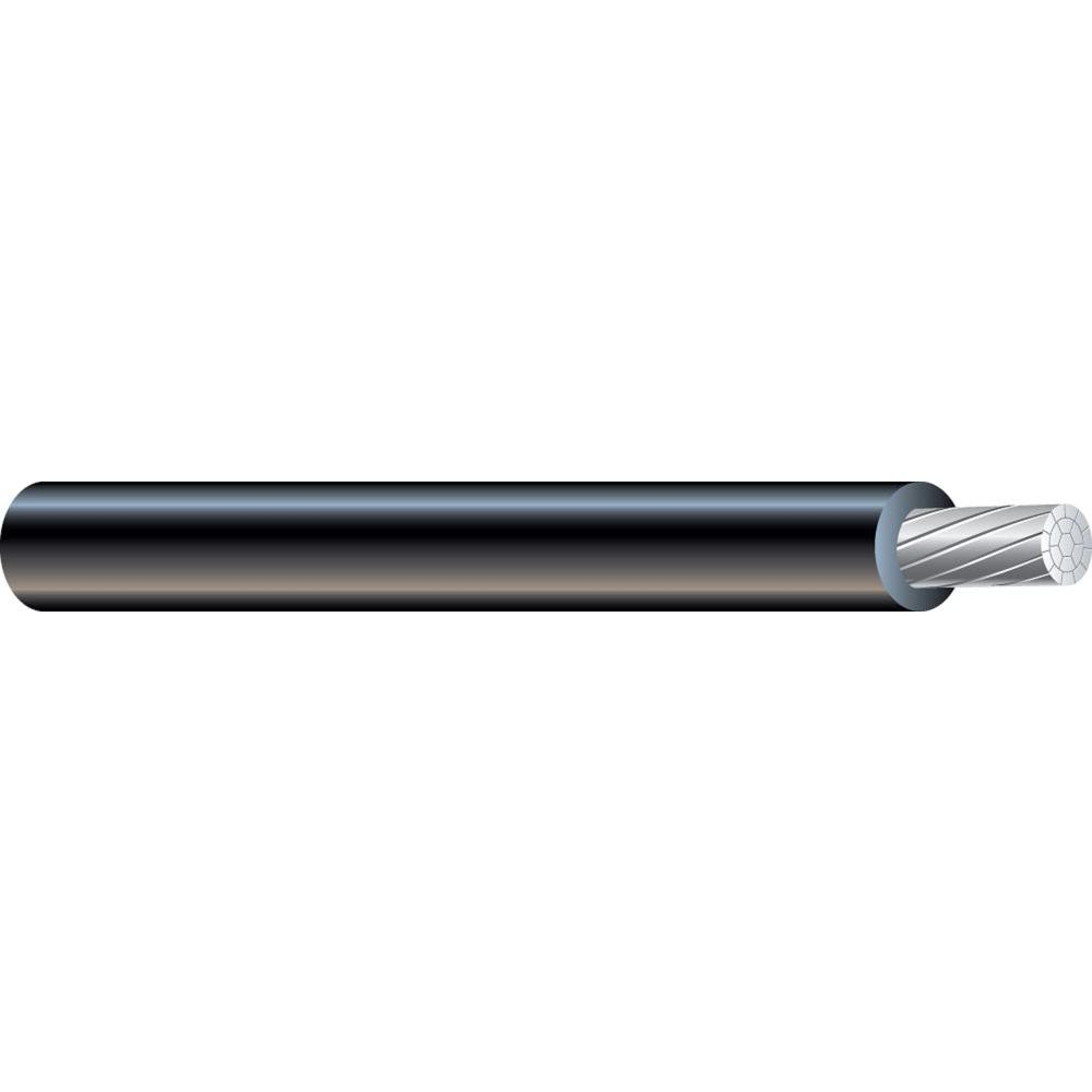 Cable Locator For Home Use : Southwire by the foot black stranded al use cable