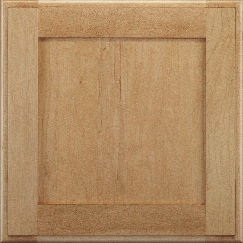 14.5x14.5 in. Cabinet Door Sample in Harmony Wheatfield
