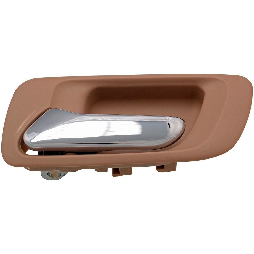 Help Interior Door Handle Rear Left Chrome Beige 1998 2002 Honda Accord 2 3l 3 0l 92394 The Home Depot