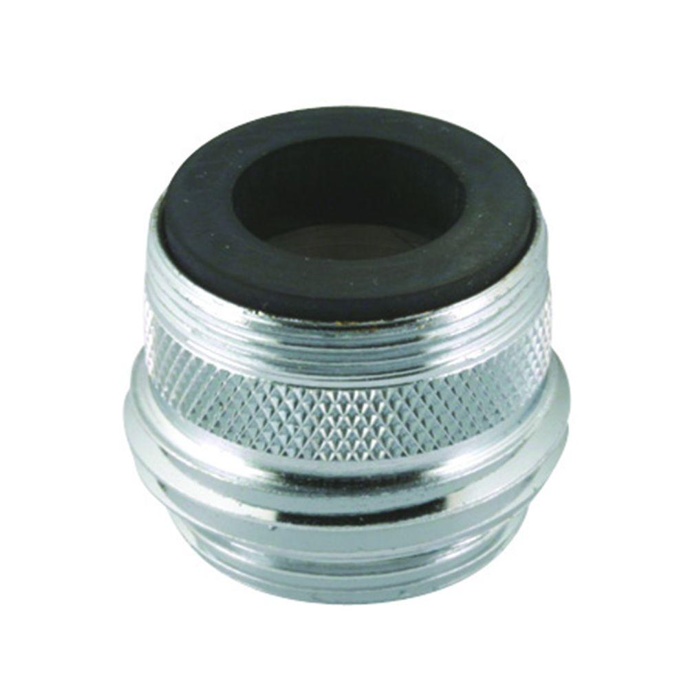 NEOPERL Dual-Thread for 3/4 in. Hose or Male 55/64 in. Adapter ...