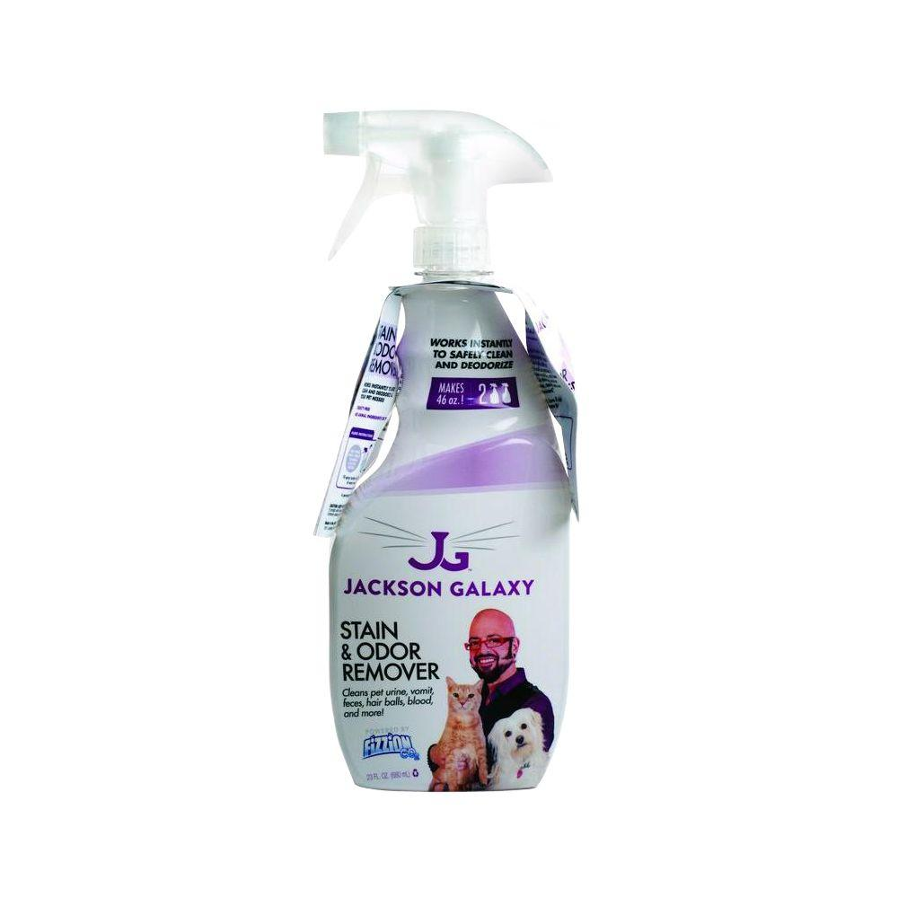 23 oz. Pet Stain and Odor Remover, Empty Bottle with 2