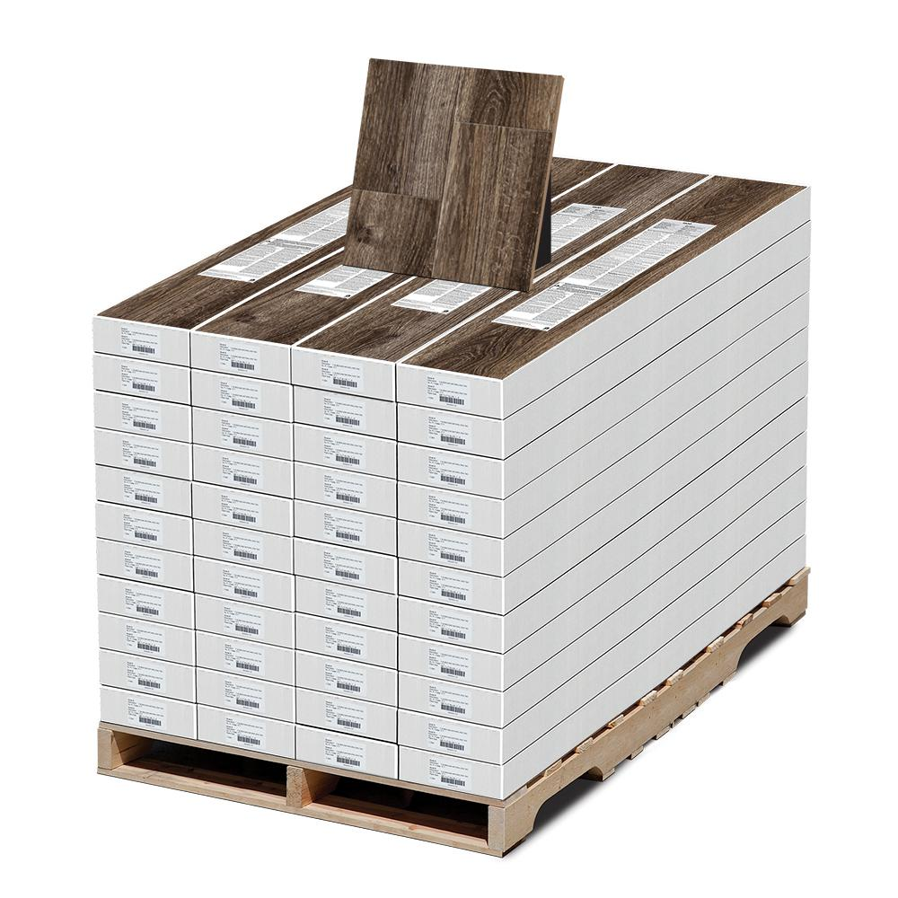 Home Decorators Collection EIR Barmont Oak 12 mm Thick x 7-1/2 in. Wide x 50-2/3 in. Length Laminate Flooring (810.48 sq. ft. / pallet)