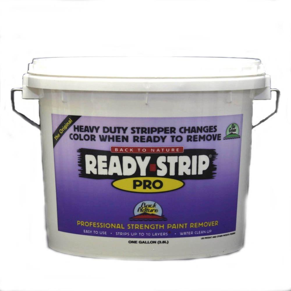 Ready strip paint remover retail