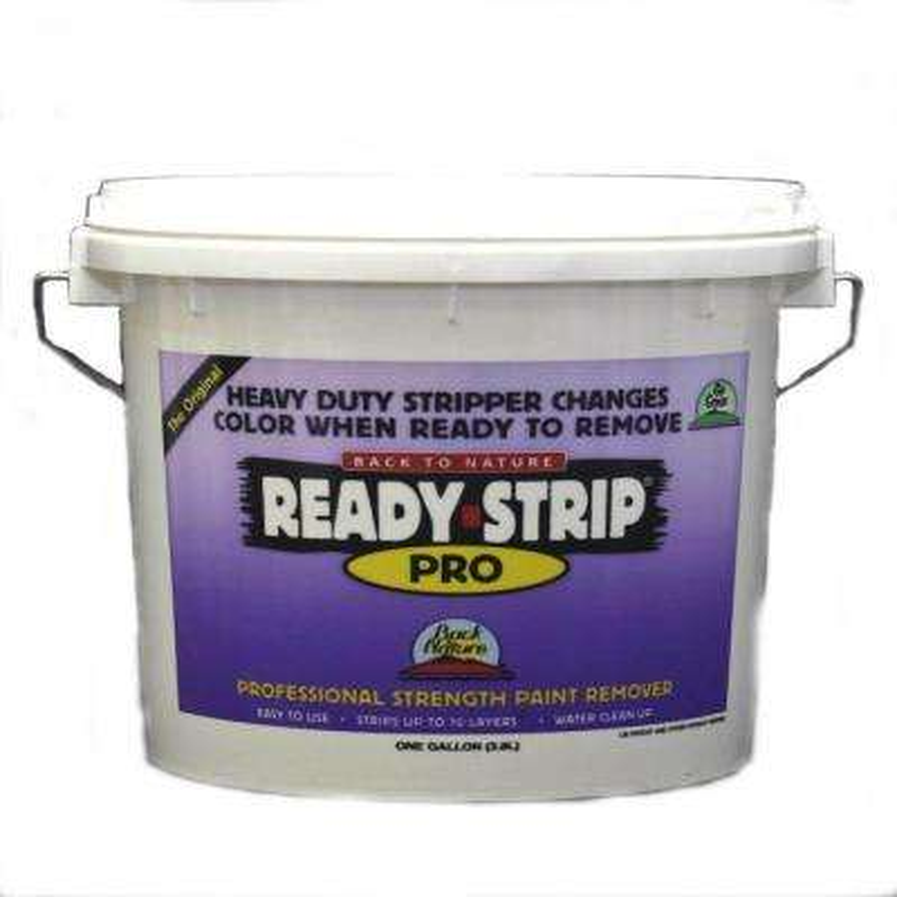 1 gal. Pro Formulation Environmentally Friendly Safer Paint & Varnish Remover
