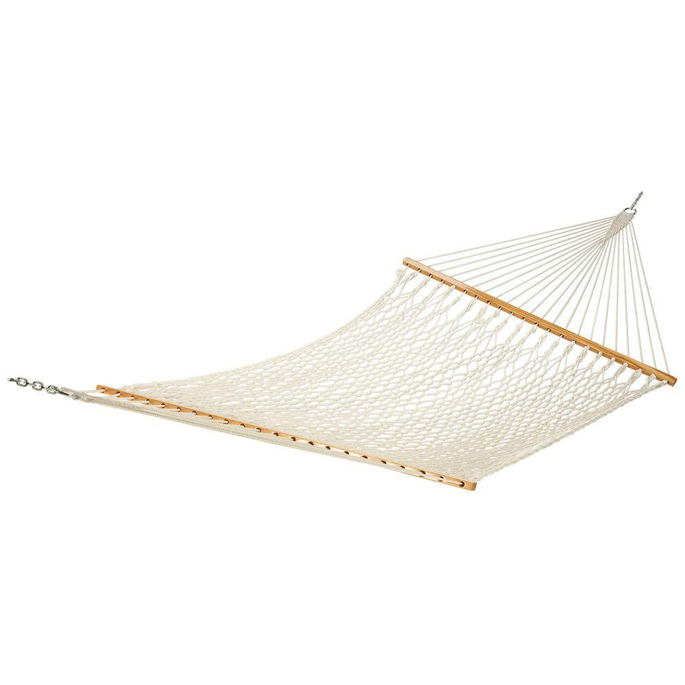null 13 ft. Cotton Rope Hammock