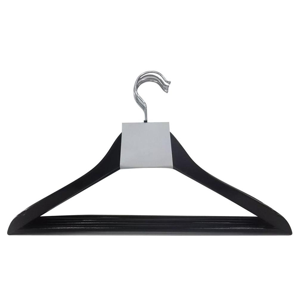Dark Cherry Finish Hangers (5-Pack)