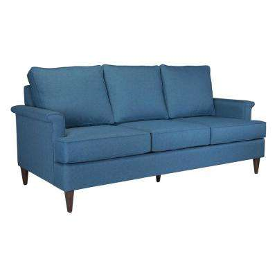 Campbell Blue Sofa