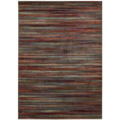 Expressions Multicolor 3 ft. 6 in. x 5 ft. 6 in. Area Rug