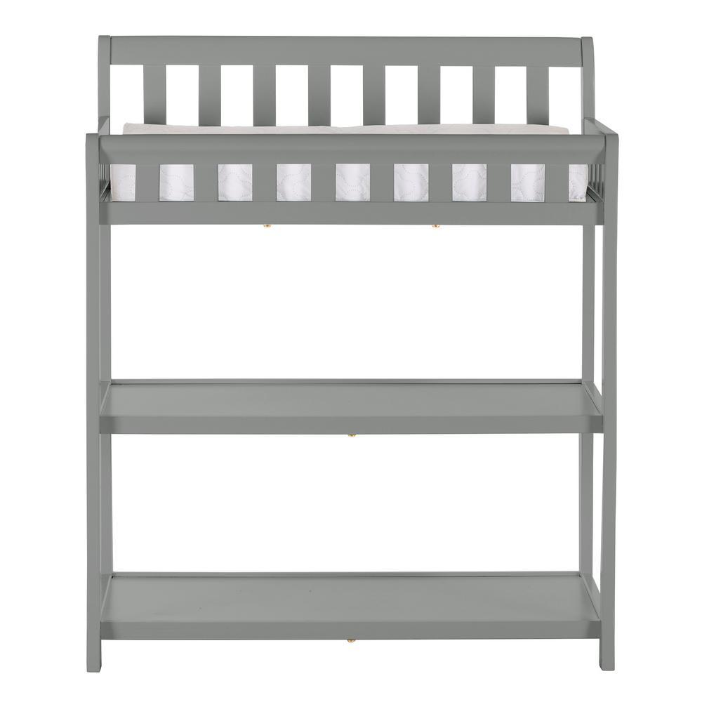 Ashton Steel Grey Changing table