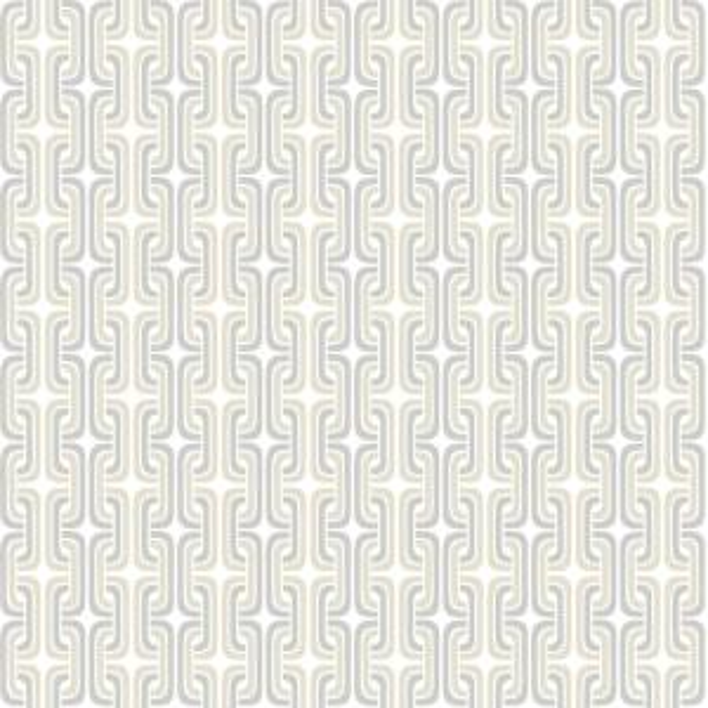 grey York Wallcoverings WT4604 Watercolors Large Lattice Wallpaper white
