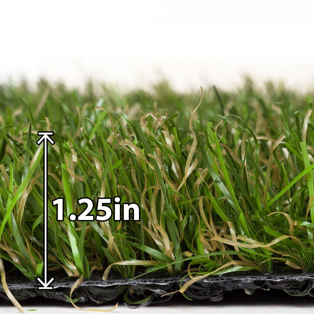 Natco Tundra 7-1/5 ft. x 13 ft. Centipede Artificial Turf