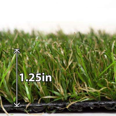 Tundra 7-1/5 ft. x 13 ft. Centipede Artificial Turf