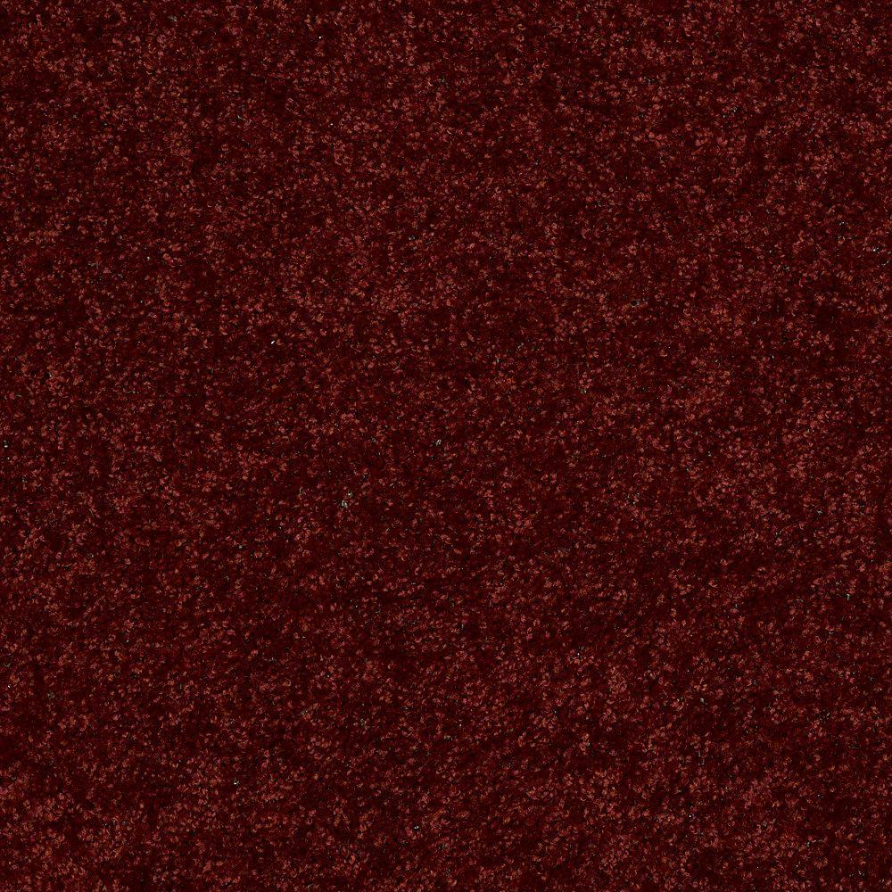 Carpet Sample - Palmdale I 12 - In Color Raspberry Tart 8 in. x 8 in.