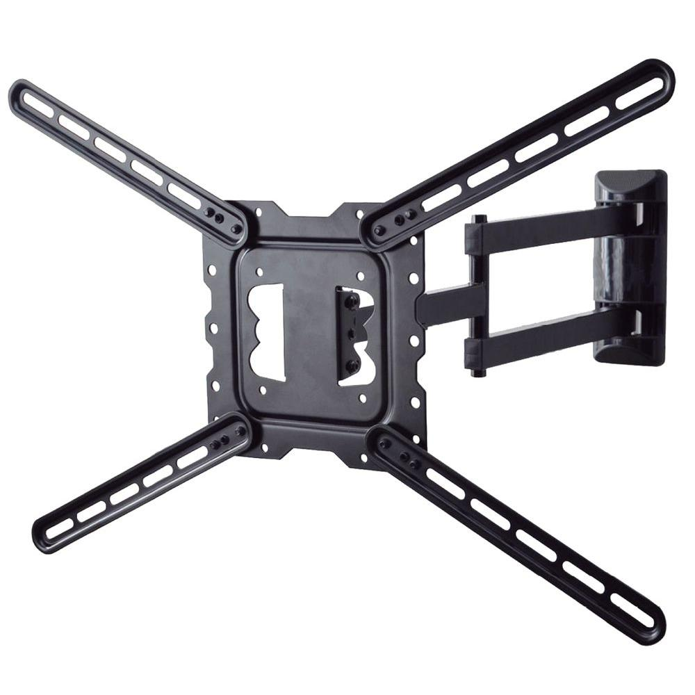 Gpx Tilt And Swivel Articulating Tv Mount For 28 In 50 Tvs