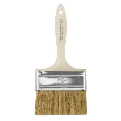 4 in. Solvent-Proof Chip Brush