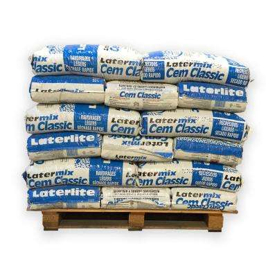 50 l Cem Classic Quick-Drying Lightweight Insulating Permeable Concrete Bag (30 per Pallet)