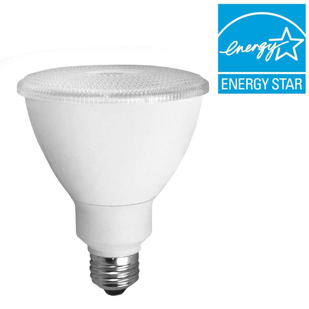 TCP 75W Equivalent Bright White  PAR30 LED Flood Light Bulb