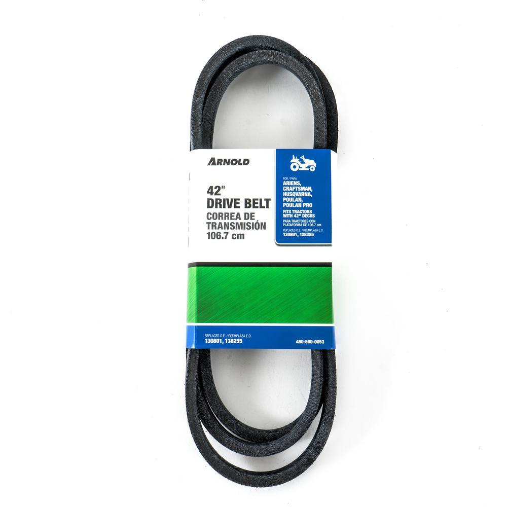 Craftsman Dyt 4000 42 Belt Size Image Of Belt
