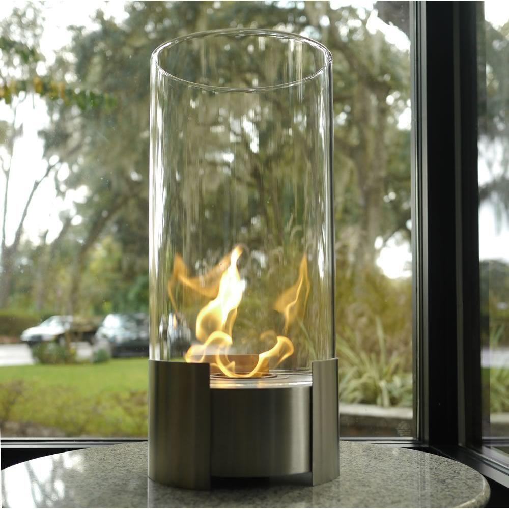 Nu-Flame Caldo Tabletop Decorative Bio-Ethanol Fireplace