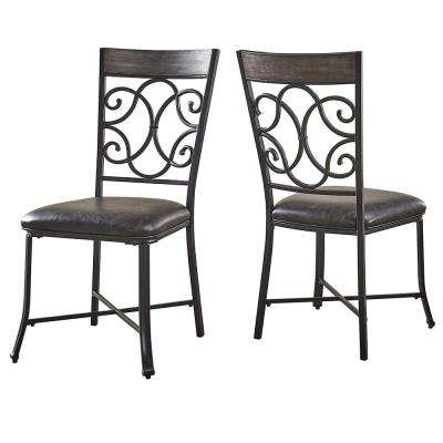 Greystone Gray Dining Side Chair (Set of 2)