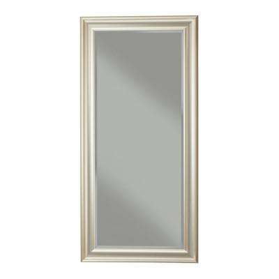 Brushed Bronze Full Length Leaner Mirror