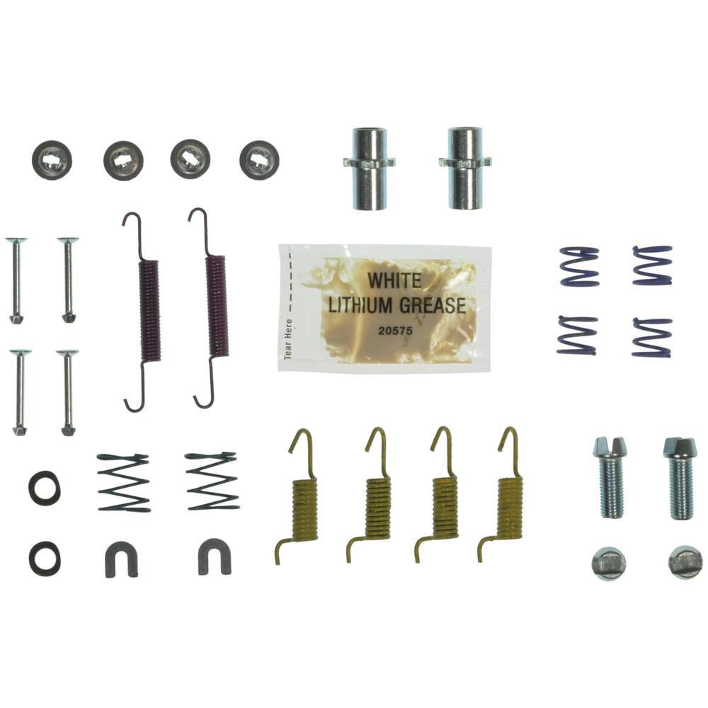 Wagner H15724 Disc Brake Hardware Kit Front