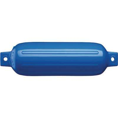 11 in. x 30 in. Twin Eye Fender, Blue