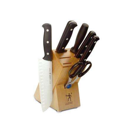 Fine Edge Pro 7-Piece Knife Block Set