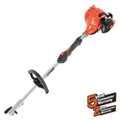 21.2cc Gas 2-Stroke Cycle Pro Attachment Series Powerhead