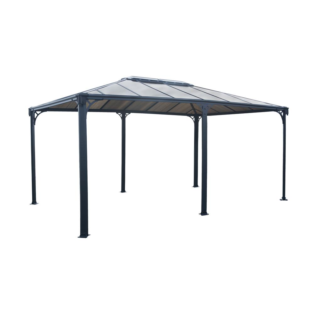 Martinique 5000 12 ft. x 16 ft. Hard Top Gazebo