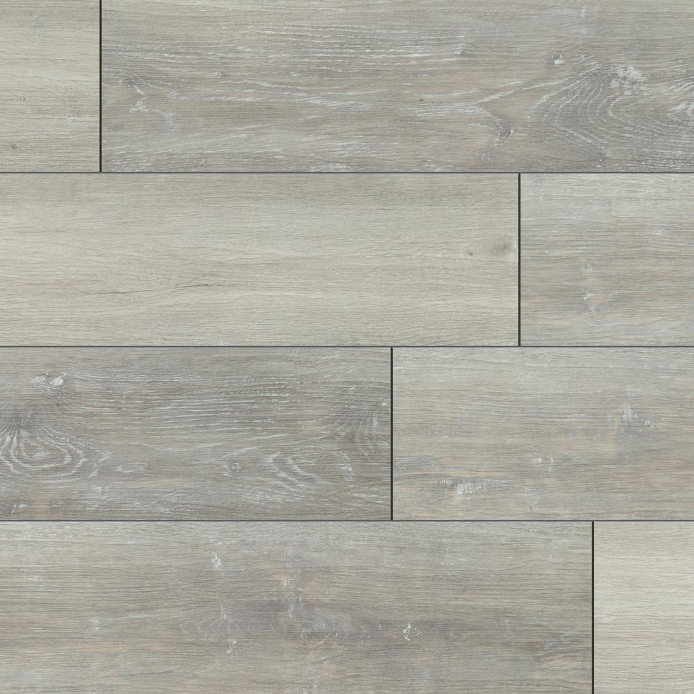 Baneberry Oak 7 in. x 42 in. Rigid Core Luxury Vinyl Plank Flooring (20.8 sq. ft. / case)