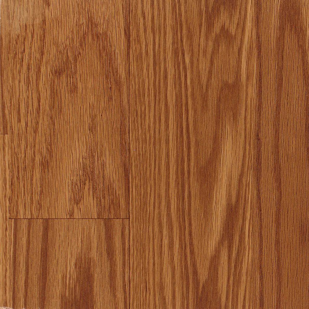 Mohawk Greyson Sierra Oak 8 Mm Thick X 6 1 8 In Wide X 54