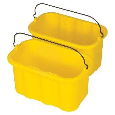 10 Qt. Yellow Sanitizing Caddy