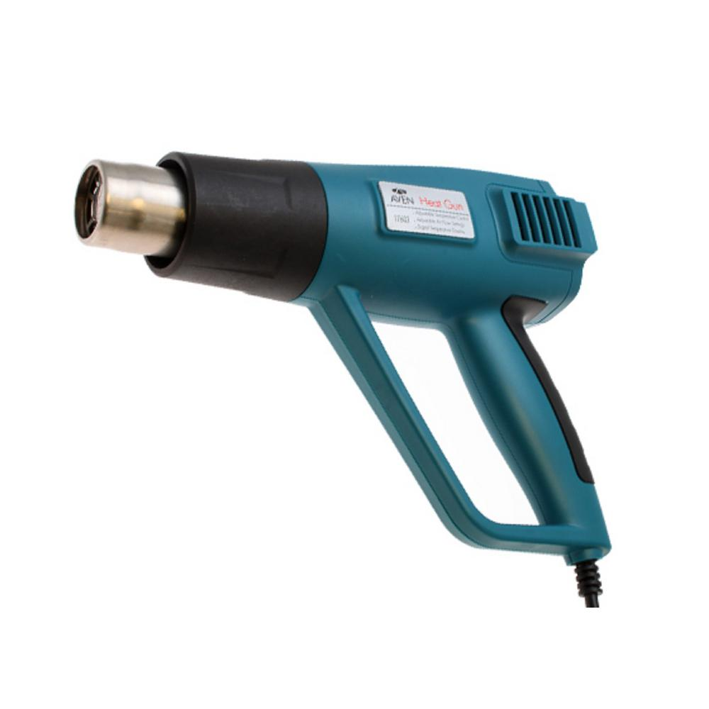 Aven Heat Gun 1500-Watt with Digital Temperature Control