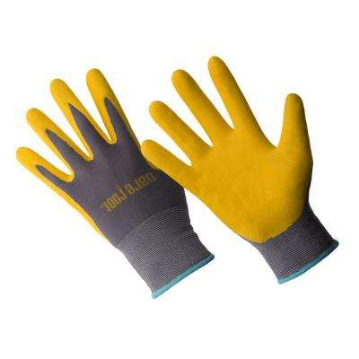 Ladies Premium Medium/Large Solar Power Nitrile Coated Gloves