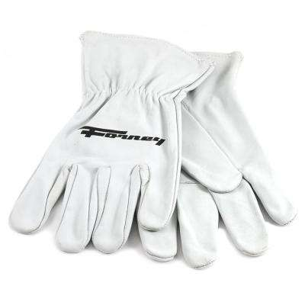 Goatskin Leather Driver's Gloves (Men's XL)
