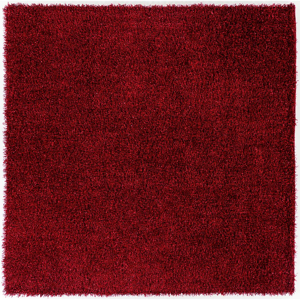Bright Outdoor Area Rugs: Artistic Weavers Mikhel Bright Red 6 Ft. X 6 Ft. Square