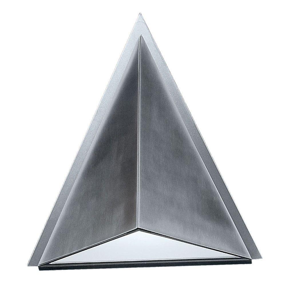 Eglo Trigo 1-Light Wall Silver Light-DISCONTINUED