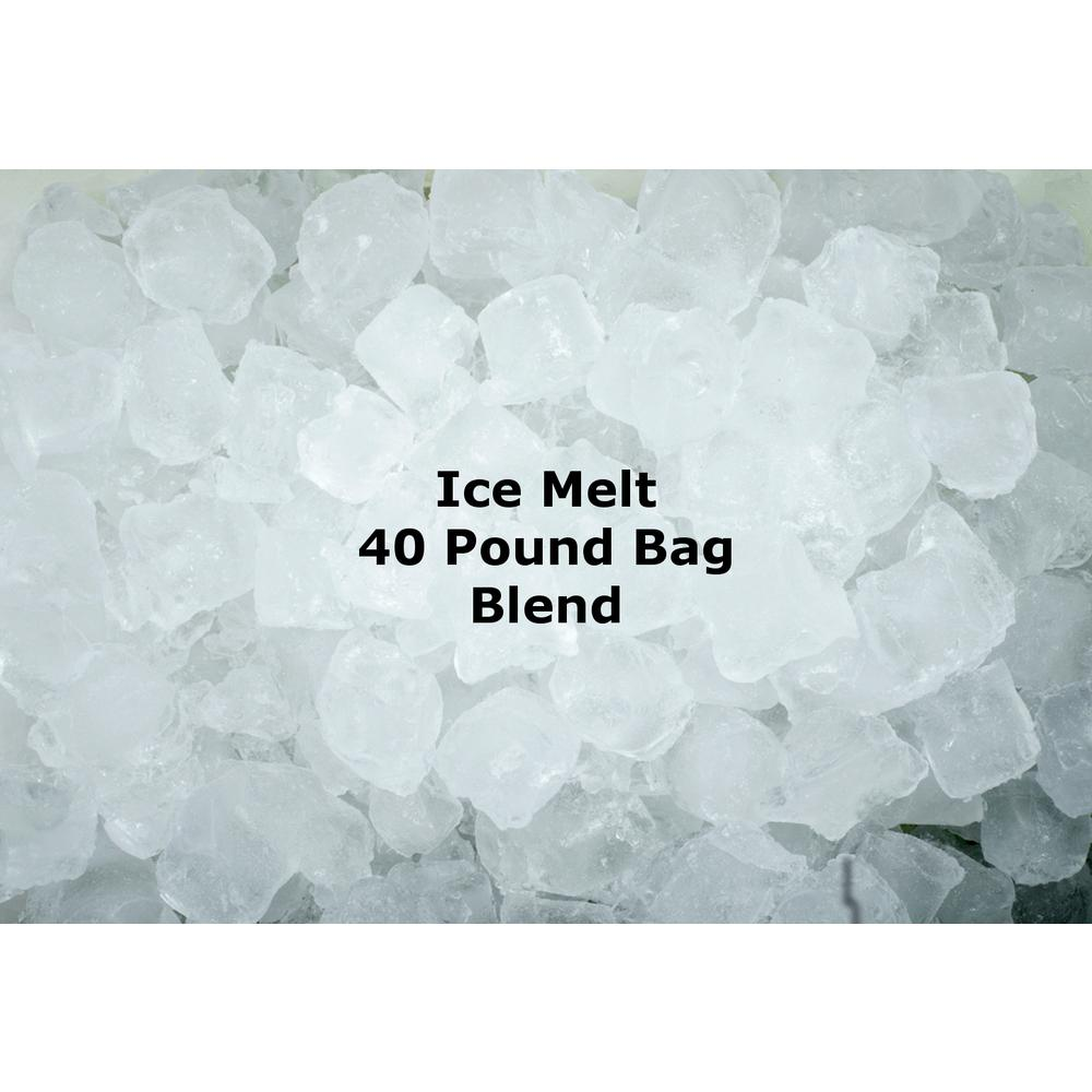 40 lb. Granular Ice Melt Blend