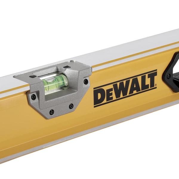 Dewalt 48 In Magnetic Box Beam Level Dwht43049 The Home Depot