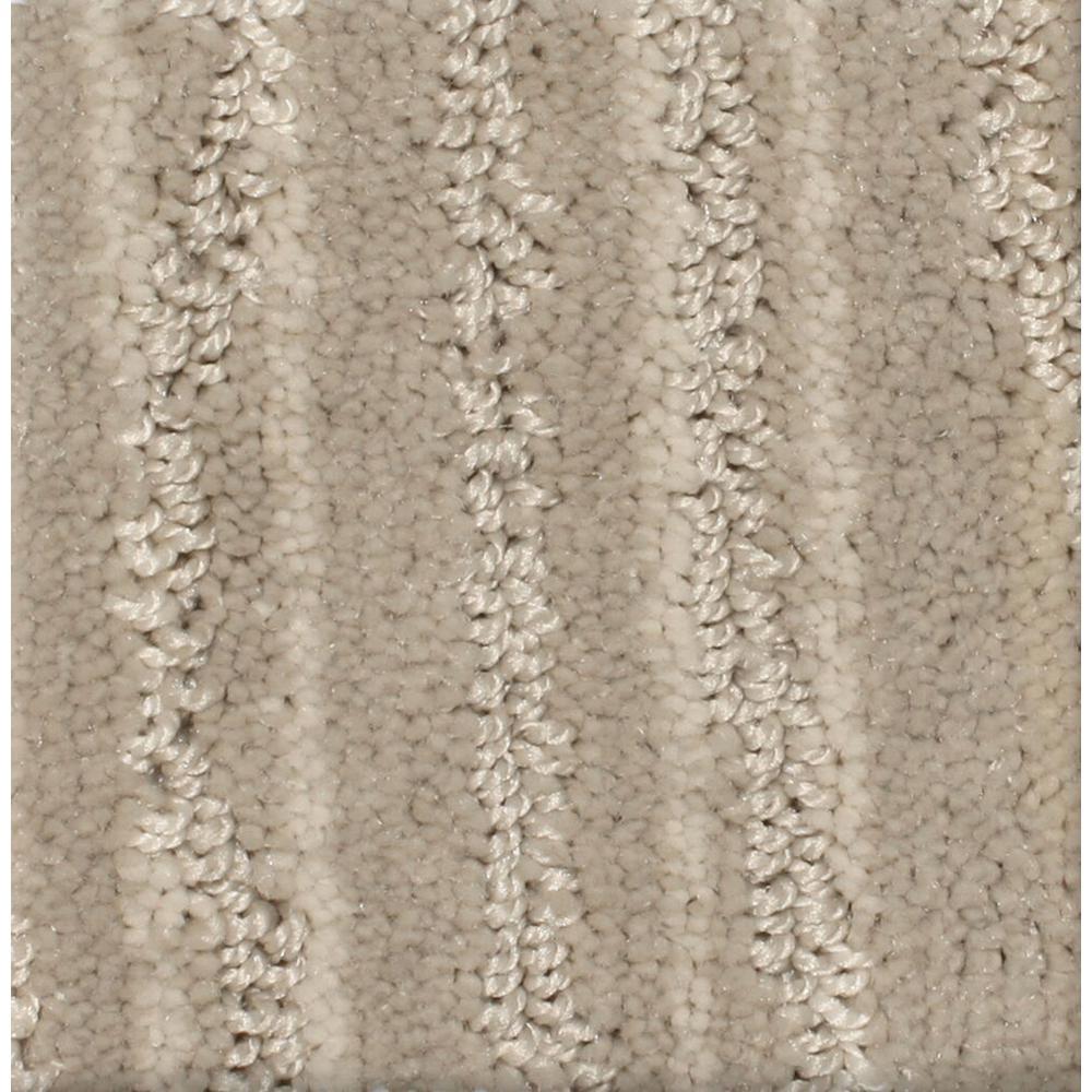 Jump Line II - Color Stride Pattern 12 ft. Carpet