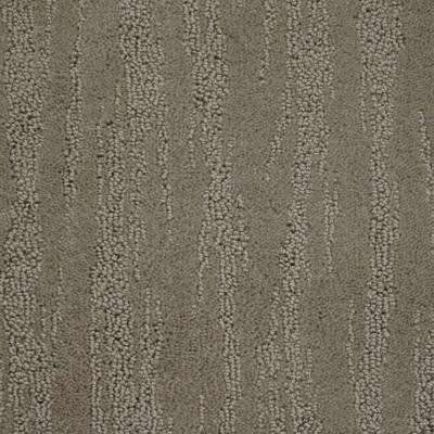 Carpet Sample - Mountain Top - Color Vintage Sterling Loop 8 in. x 8 in.