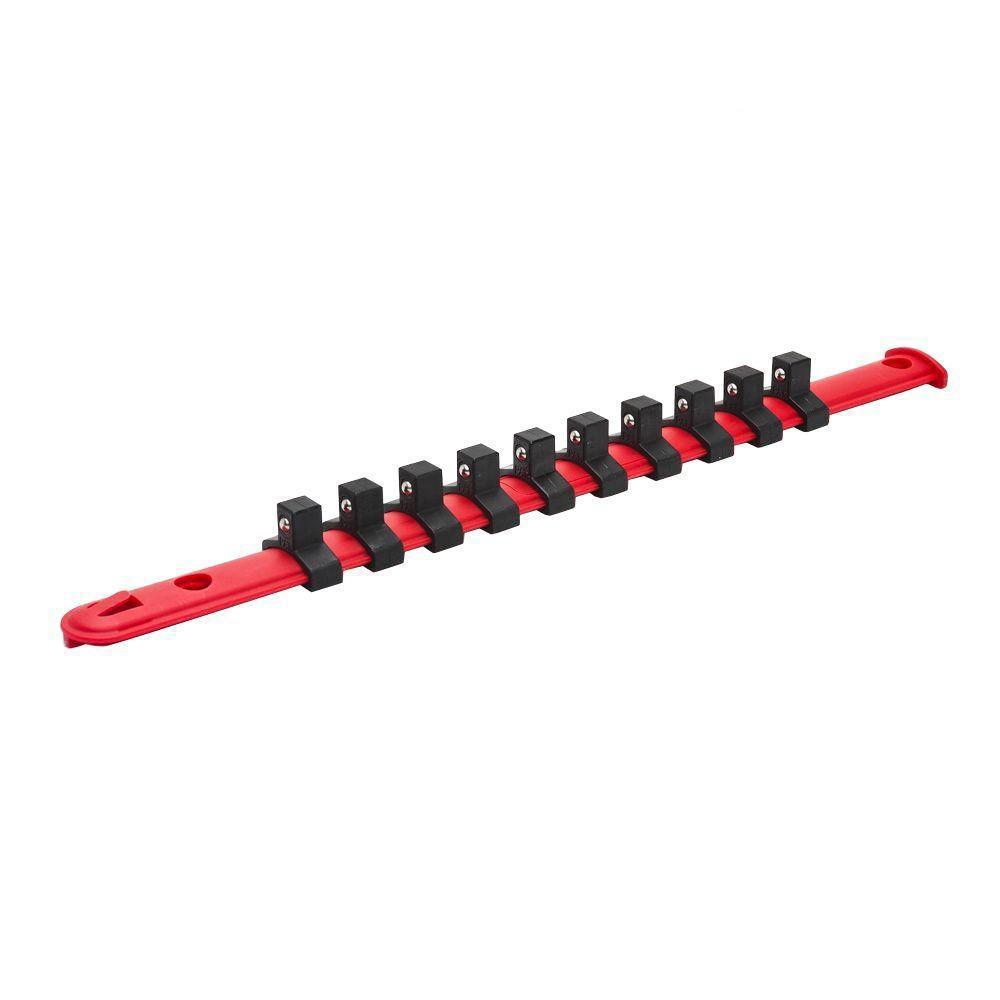 3/8 in. Drive Socket Rail