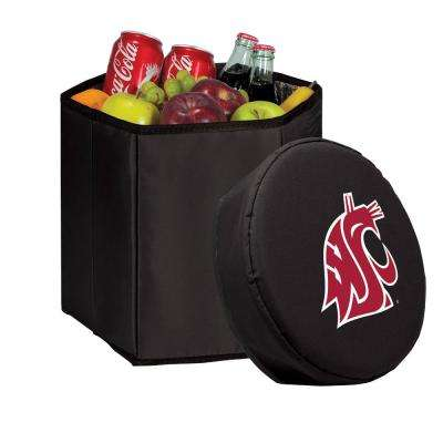 12 Qt. Washington State Cougars Black Bongo Cooler