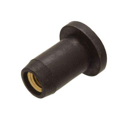#10-32 tpi x 5/8 in. Brass Expansion Nut
