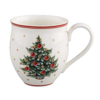 Toy's Delight Mug with Tree