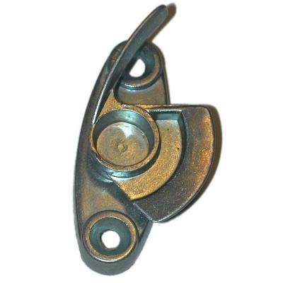 Keller Mill Cast Metal Single Hung Window Sash Lock (2-Pack)