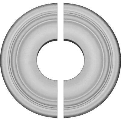 9-5/8 in. x 3-1/2 in. x 1-1/8 in. Maria Urethane Ceiling Medallion, 2-Piece (Fits Canopies up to 3-1/2 in.)