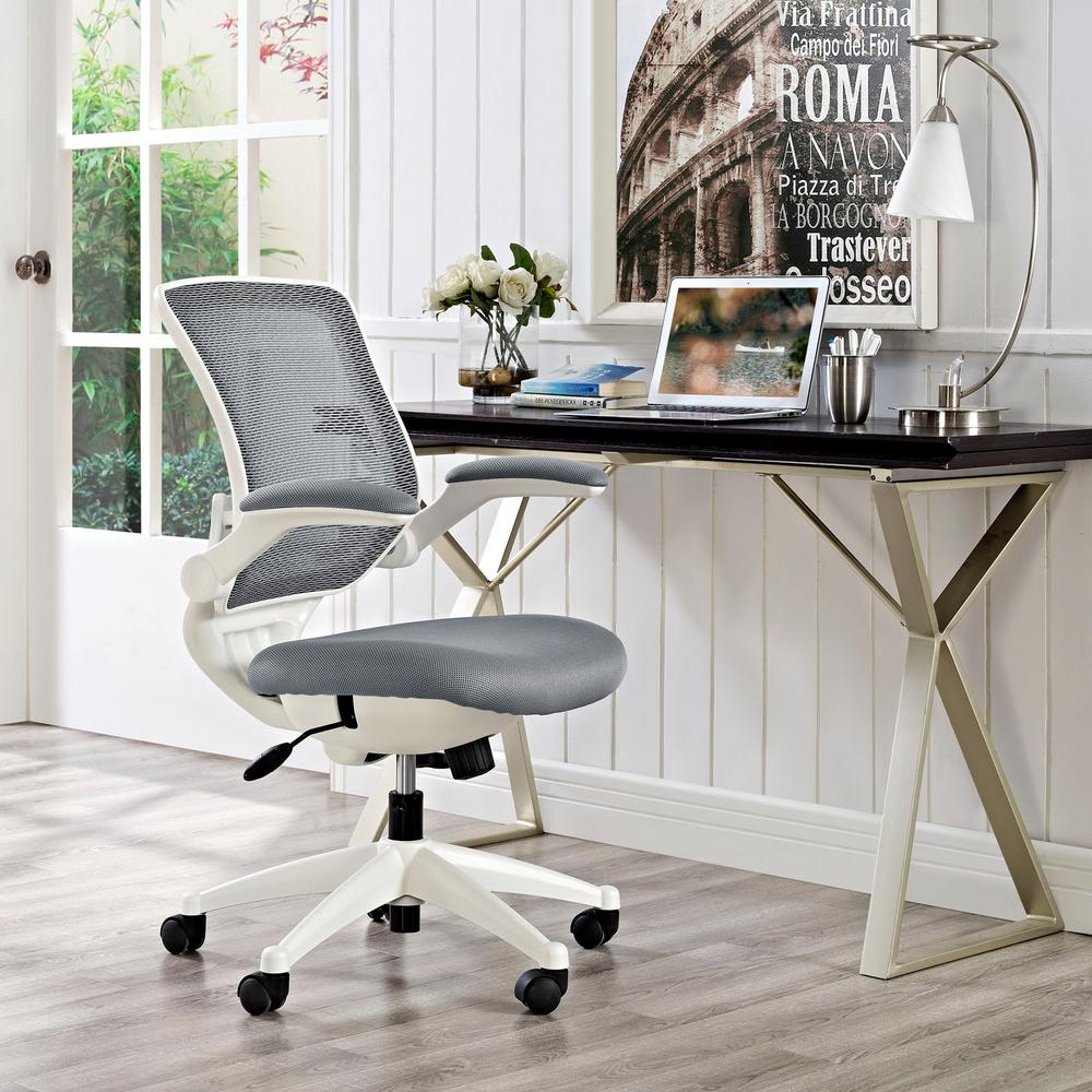 office power white of kitchen nap dining fresh fice amazon pillow modway chair amp beautiful
